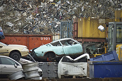 Steel Scrap to Purchase in The Wirral