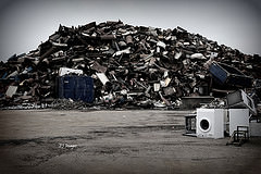 Best Metal Scrap Prices in The Wirral