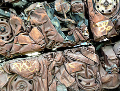 Price of Scrap Metal In The Wirral