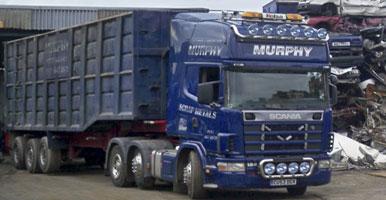 Scrap Metal Buyers in Wallasey