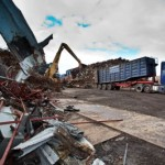 Scrap Metal Yards in Oxton